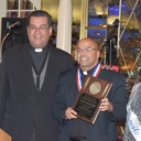 Fr Cosme Fernandes awarded by NY Archdiocesan Office of Hispanic Ministry photo album thumbnail 2